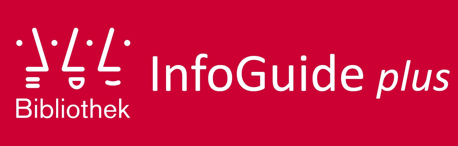 Logotipo do Infoguide com link externo para exibir a página da Revista no indexador